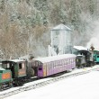 Mount Washington Cog Railway — Stock Photo #3778287