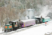 Mount Washington Cog Railway — Stock Photo