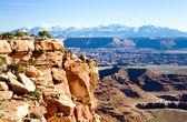 Canyonlands National Park, — Stock Photo