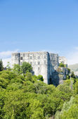 Alba-la-Romaine Castle — Stock Photo