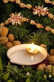 Naturaleza muerta de la navidad — Foto de Stock
