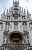 Town hall, Gouda, Netherlands — Stock Photo