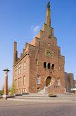 Town hall, Medemblik, Netherlands — Stock Photo