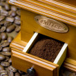 Coffee mill — Stock Photo #3834730