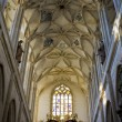 Cathedral of St. Barbara, Kutna Hora, Czech Republic - Stockfoto