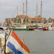Volendam, Netherlands — Stock Photo