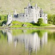 Kilchurn Castle — Stock Photo #3835509