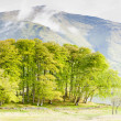 Loch Awe, Highlands, Scotland — Stock Photo