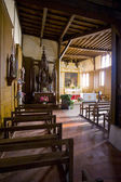 Church in Outines, Champagne, France — Stock Photo