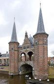 Sneek, Friesland, Netherlands — Stock Photo