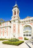 Immigration Museum, Ellis Island, New York City, USA — Stock Photo