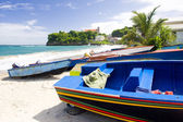 Sauteurs Bay, Grenada — Stock Photo