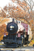 Steam locomotive — Stockfoto