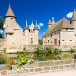 Chateau de la Clayette — Stock Photo