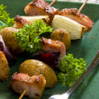 Rural skewers — Stock Photo #3942327