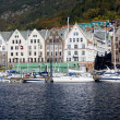 Bergen, Norway — Stock Photo #3942351