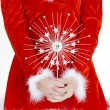 Stock Photo: SantClaus with