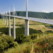 Millau Viaduct — Stock Photo #3949975