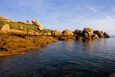 побережье бретани — Стоковое фото