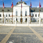 Grassalkovich Palace, Bratislava — Stock Photo #3950094