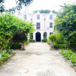 Stock Photo: St. Nicholas Abbey estate, Barbados