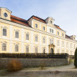 Castle in Rychnov nad Kneznou — Stock Photo