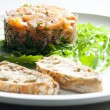 Royalty-Free Stock Photo: Salmon tartare