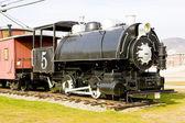 Steam locomotive — Foto de Stock