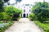 St. Nicholas Abbey estate, Barbados — Stock Photo