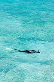 Snorkeling — Stok fotoğraf