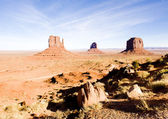 Monument Valley National Park, Utah-Arizona, USA — Stock Photo