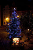 Christmas time, Prague, Czech Republic — Stock Photo