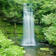 Stock Photo: Glencar Waterfall, County Leitrim, Ireland