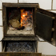 Stock Photo: Stove