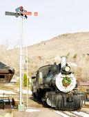 Colorado Railroad Museum, USA — Stock Photo
