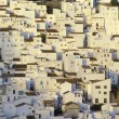 White village, Casares, Andalusia, Spain — Stock Photo