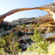 Arches Nationaalpark — Stockfoto