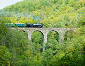 Zampach viaduct — Stock Photo