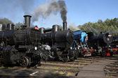 Railway Museum — Stock Photo