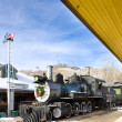 Steam locomotive — Stock Photo #4153751