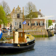 Zierikzee, Netherlands — Stock Photo #4167149