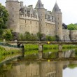 Chateau Josselin — Stock Photo #4167303
