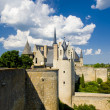 Chateau de Montreuil-Bellay — Stock Photo