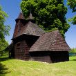 Wooden church — Stock Photo #4167405