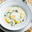 Dill soup — Stock Photo #4167575