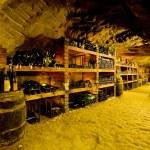 Wine cellar — Stock Photo