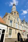 Town hall, Zierikzee, Zeeland, Netherlands — Stock Photo