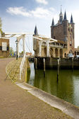 Zierikzee, Netherlands — Stock Photo