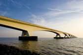 Zeelandbrug — Stock Photo