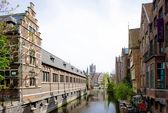 Ghent, Flanders, Belgium — Stock Photo